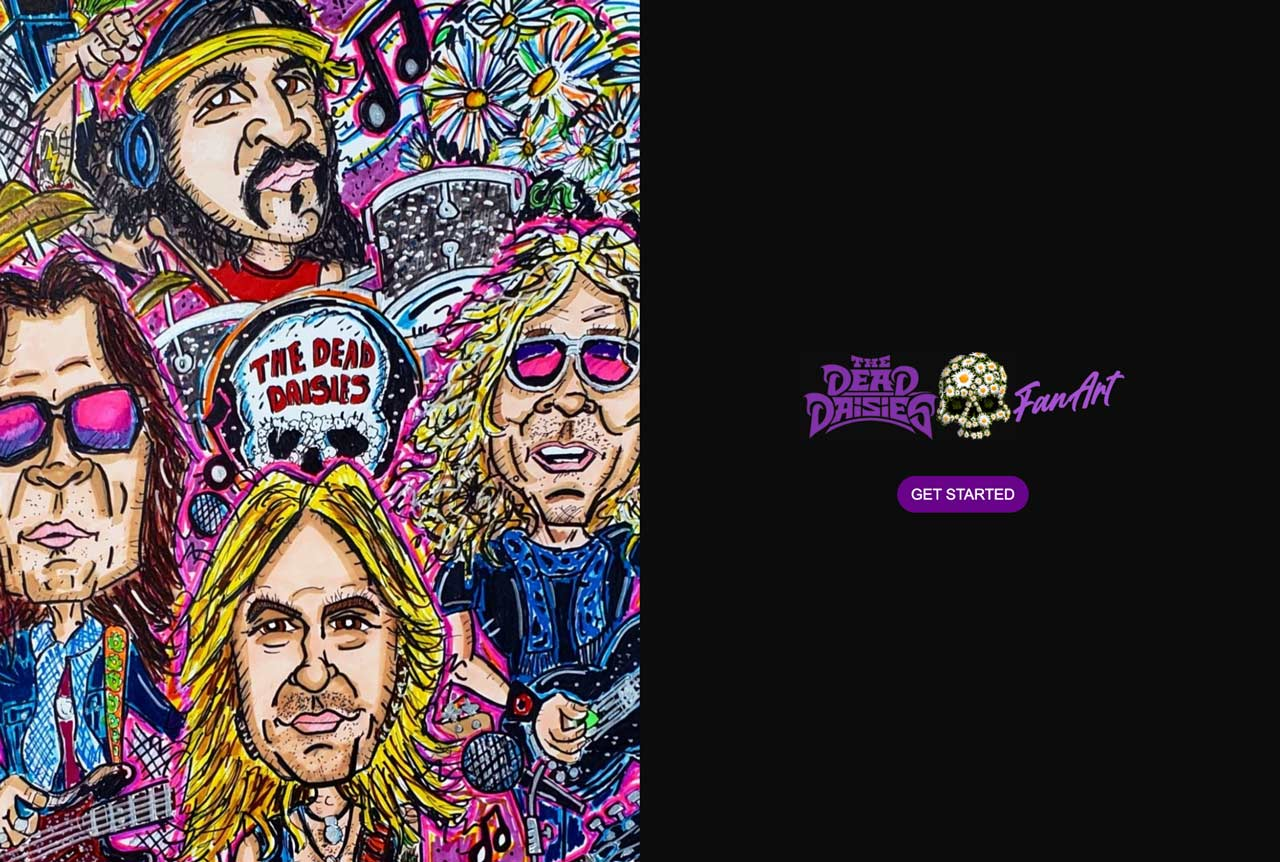 Rock Band The Dead Daisies