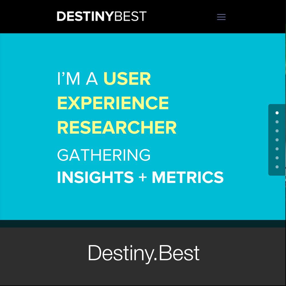 Destiny.Best