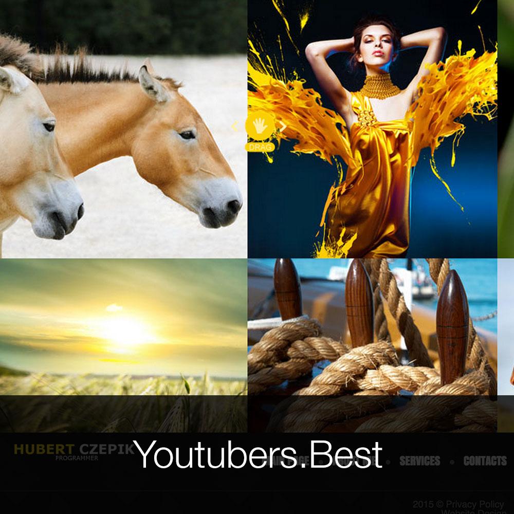 Youtubers.Best